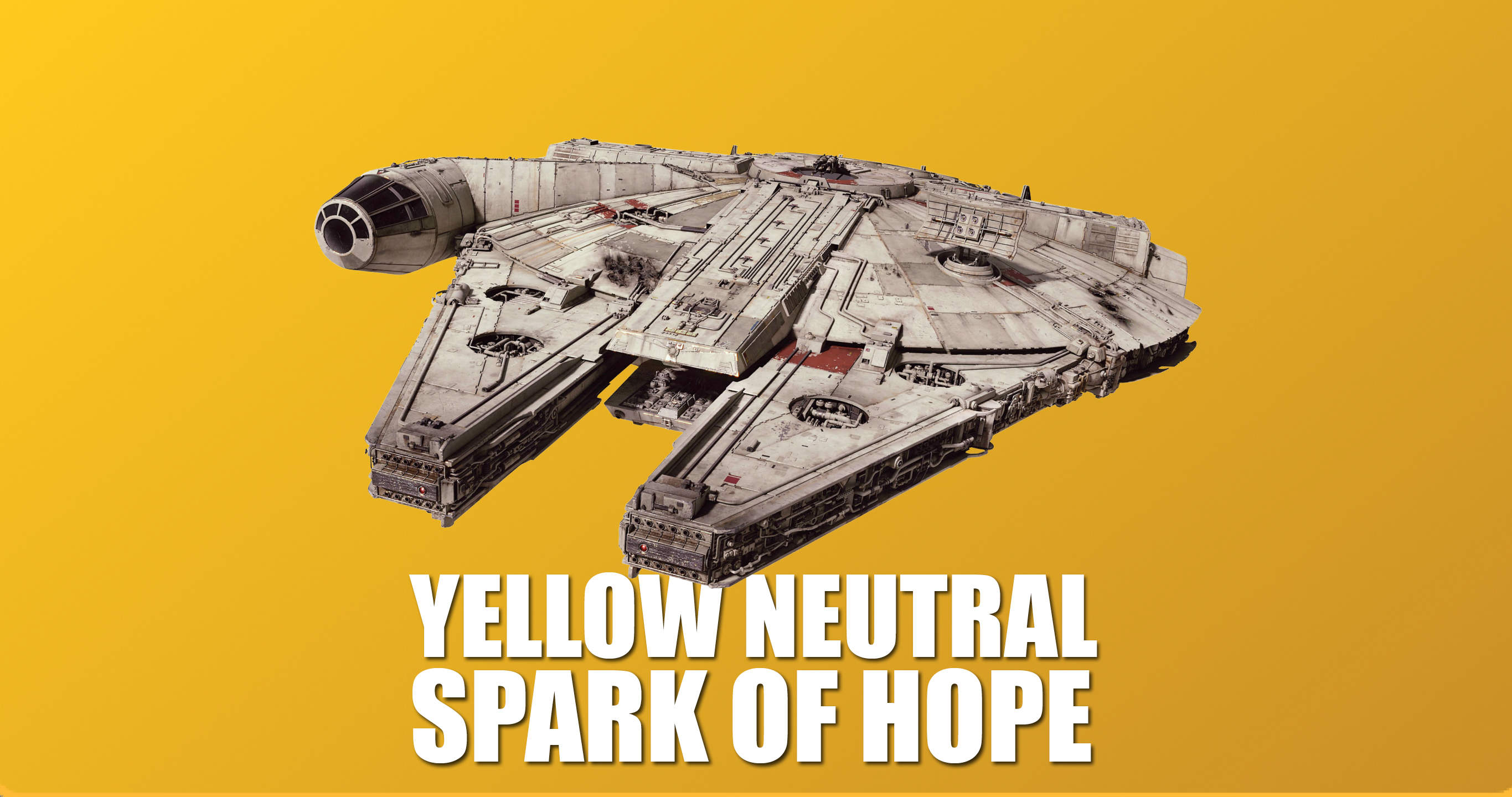 Spark of Hope Set Review - Yellow Neutral