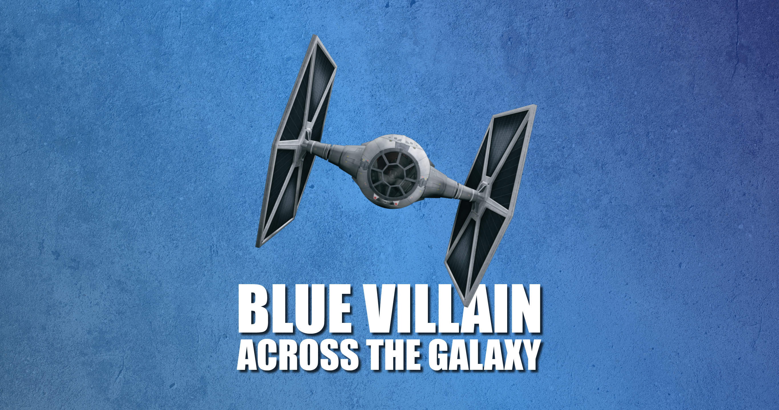 Across the Galaxy Set Review - Blue Villain