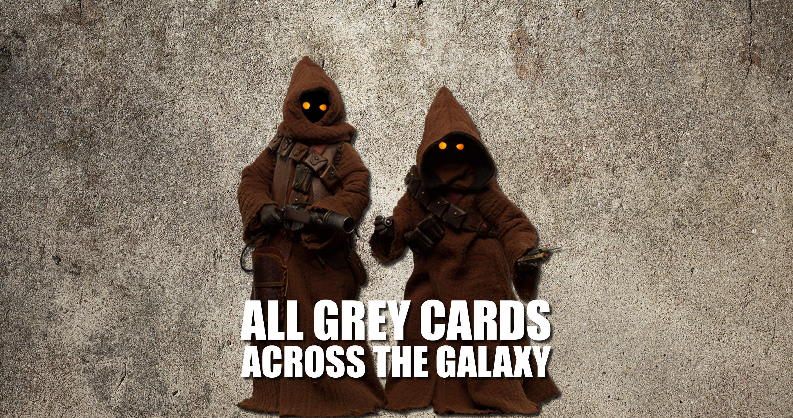Across the Galaxy Set Review - All Grey Cards