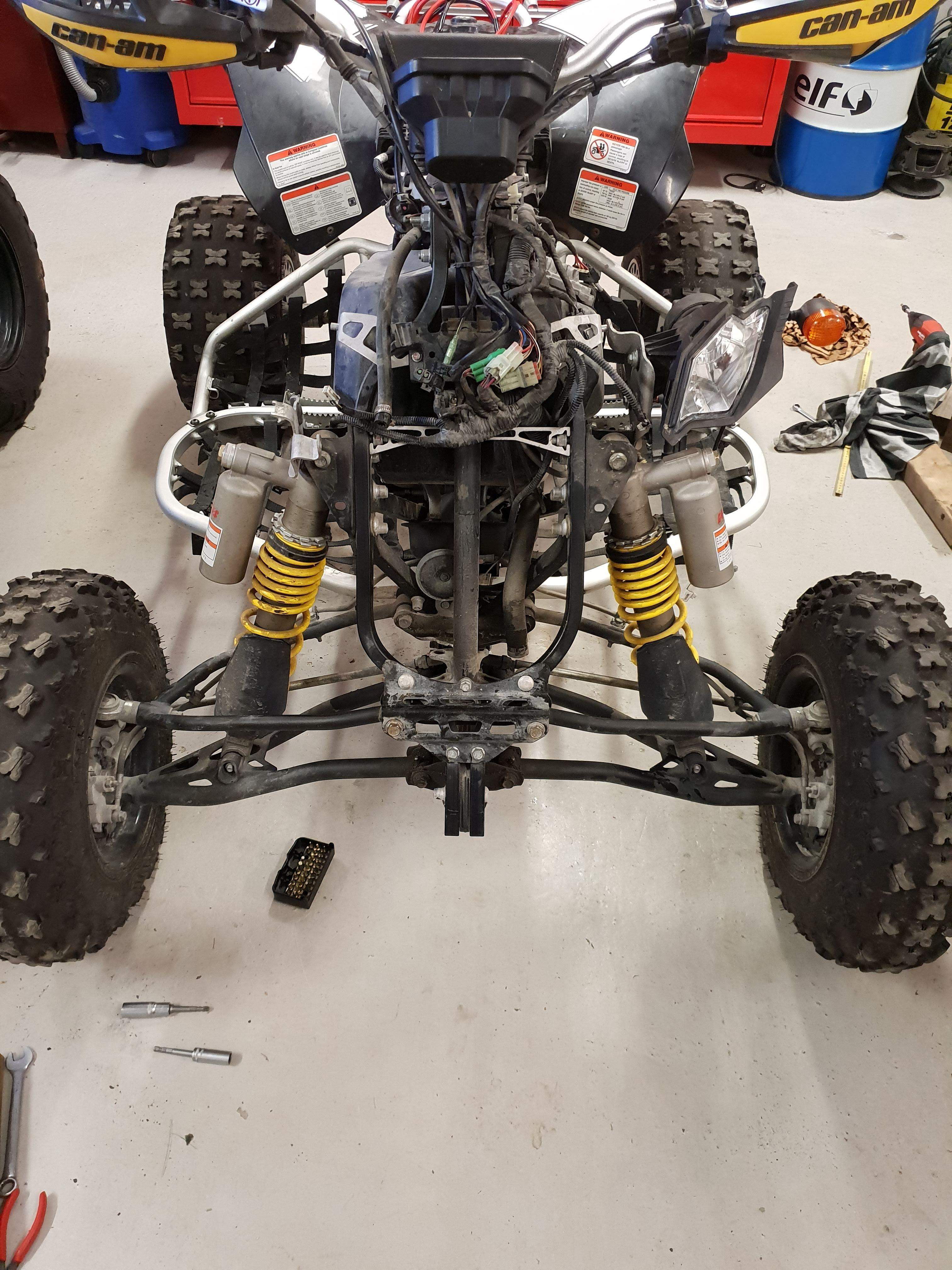 Can Am Ds 450 >> Can Am Ds450 Mmx