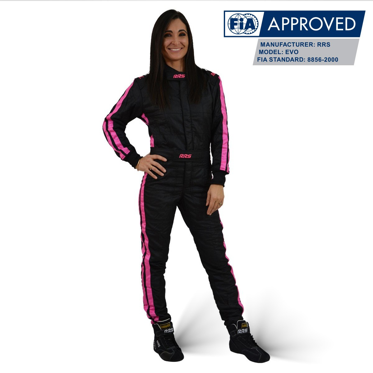 RRS Evo FIA Diamond Girl Race suit