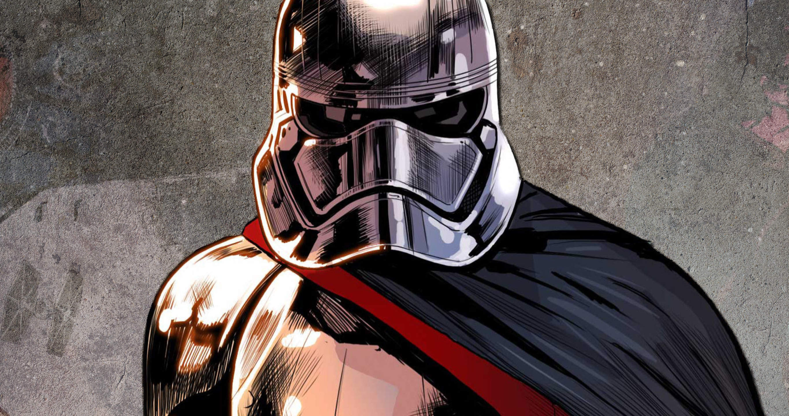 Captain Phasma - Character Analysis