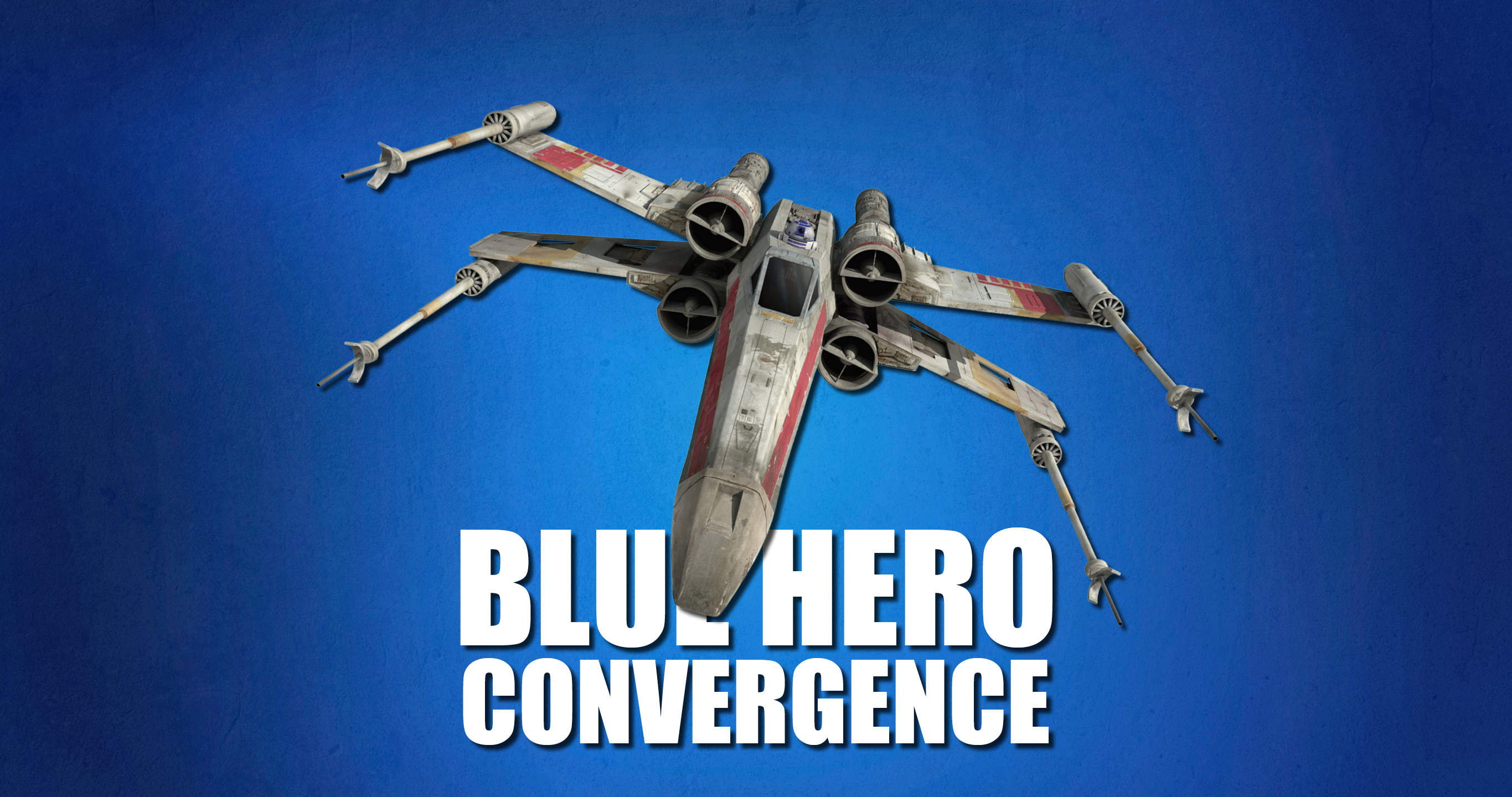 Convergence Set Review - Blue Hero