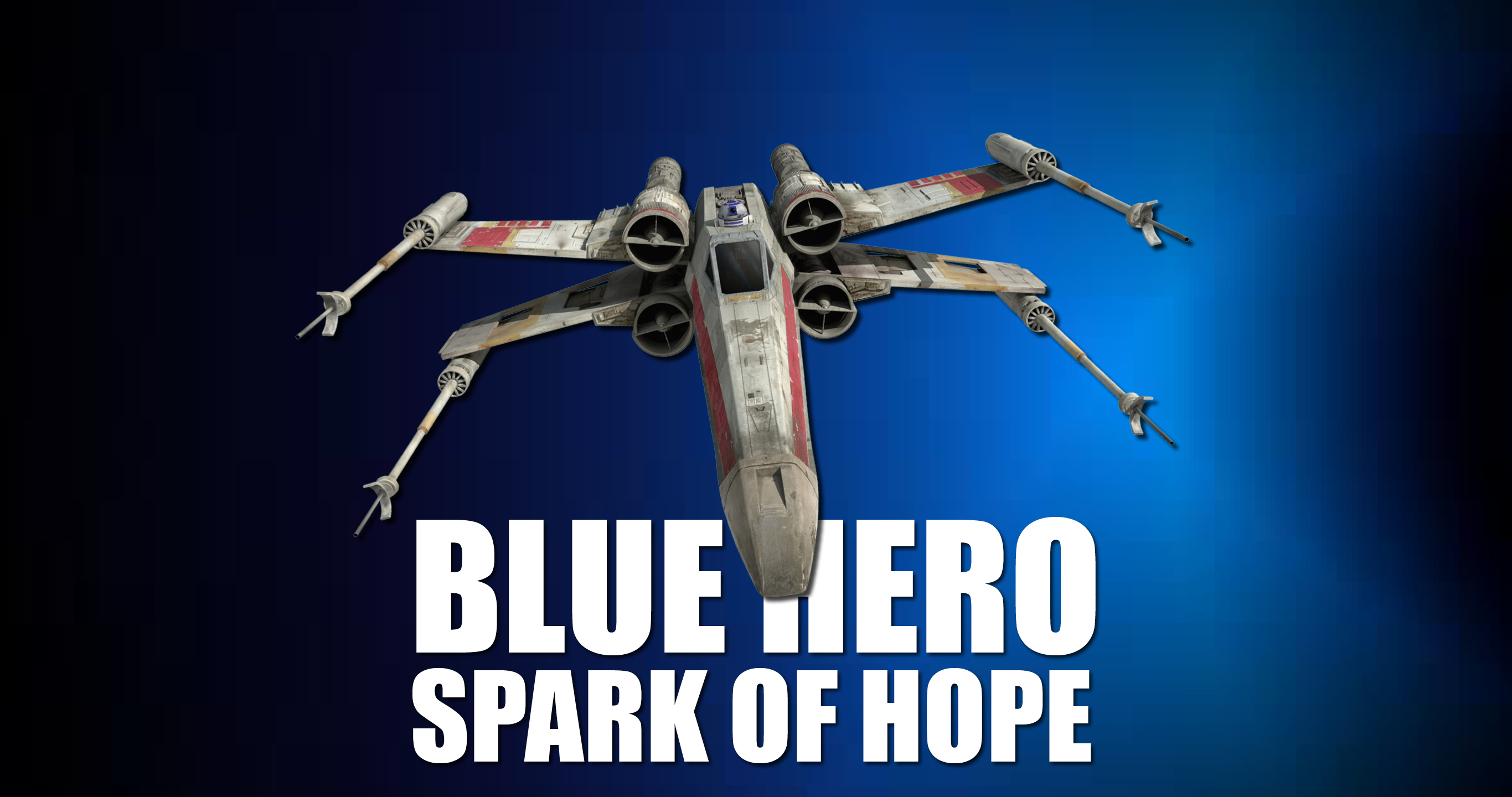 Spark of Hope Set Review - Blue Hero