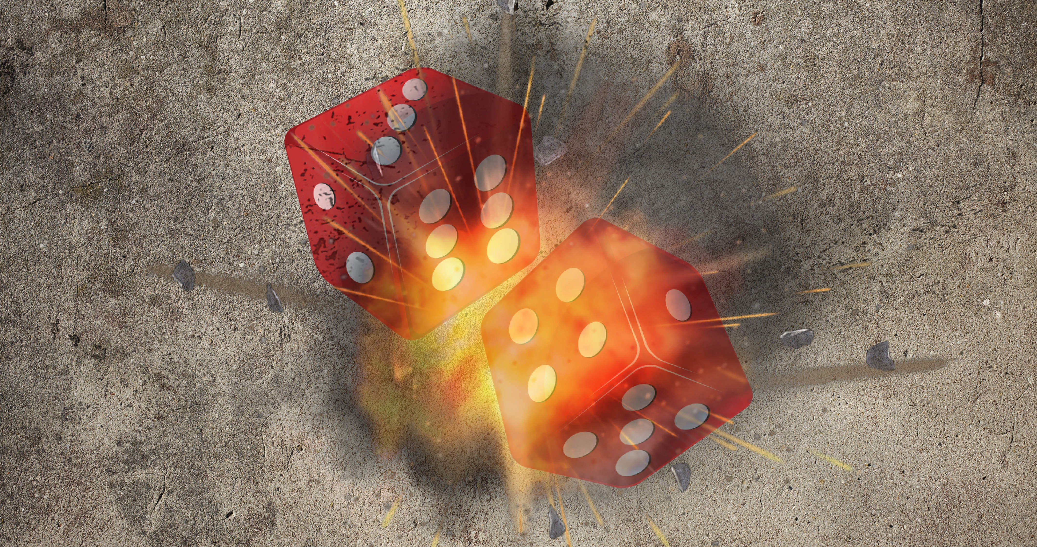 Exploding Dice!