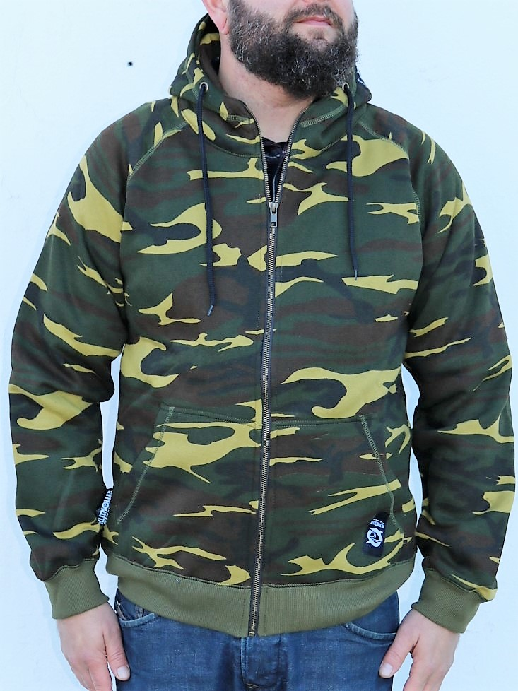 Klitmøller Camo Hoodie - On Sale Now!