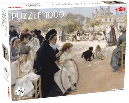 Puzzle 1000 - Luxembourg