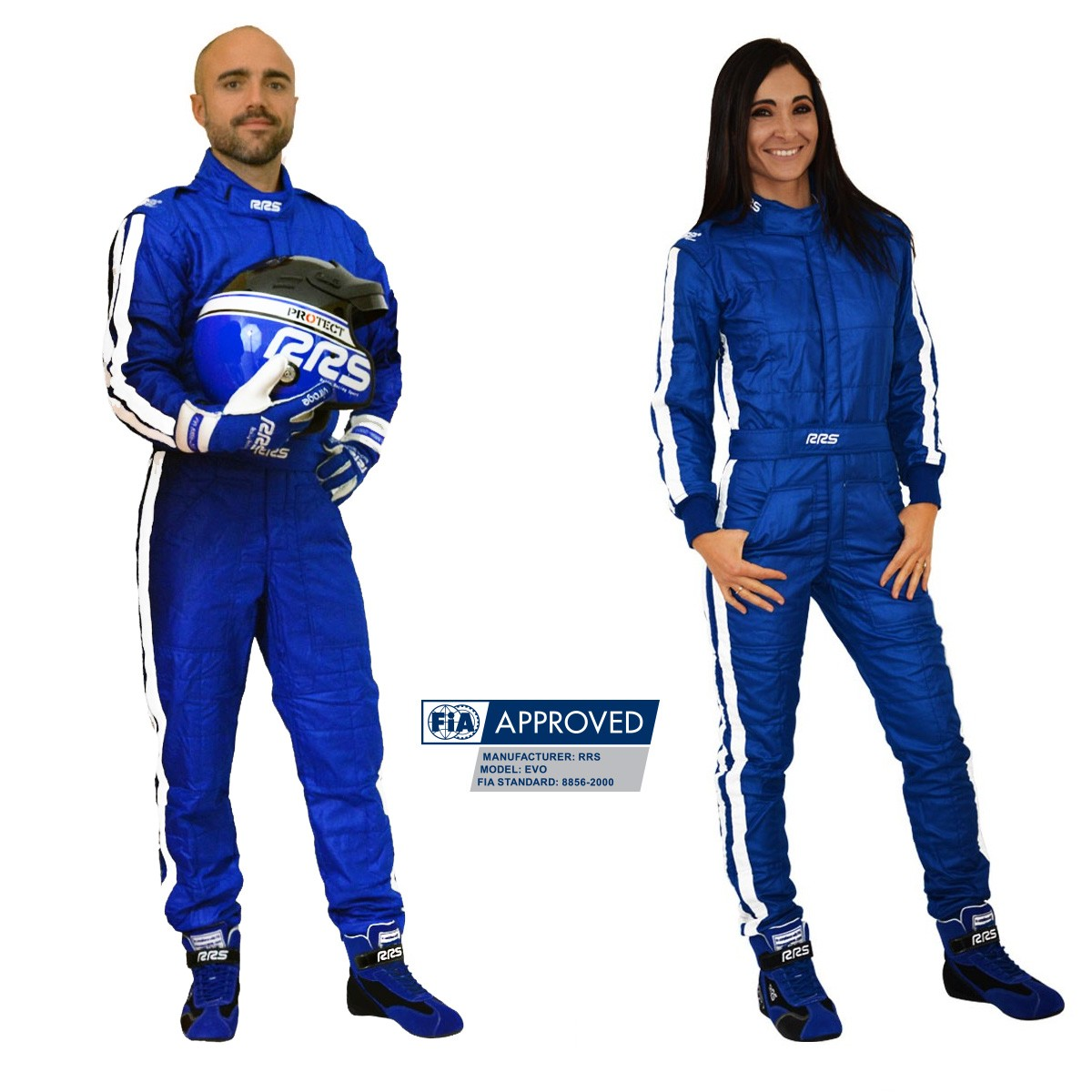 RRS EVO Diamond FIA Race suit