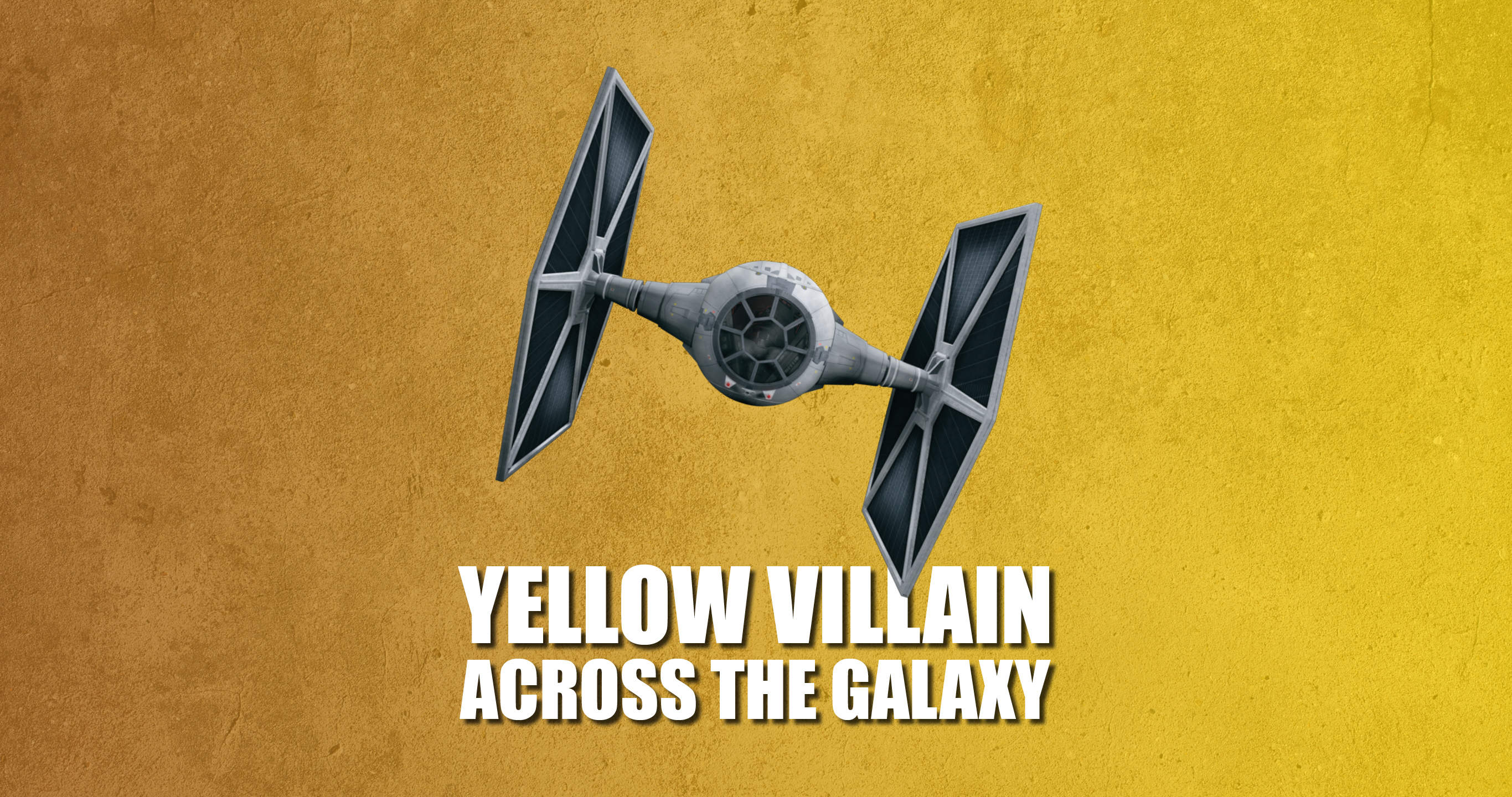 Across the Galaxy Set Review - Yellow Villain