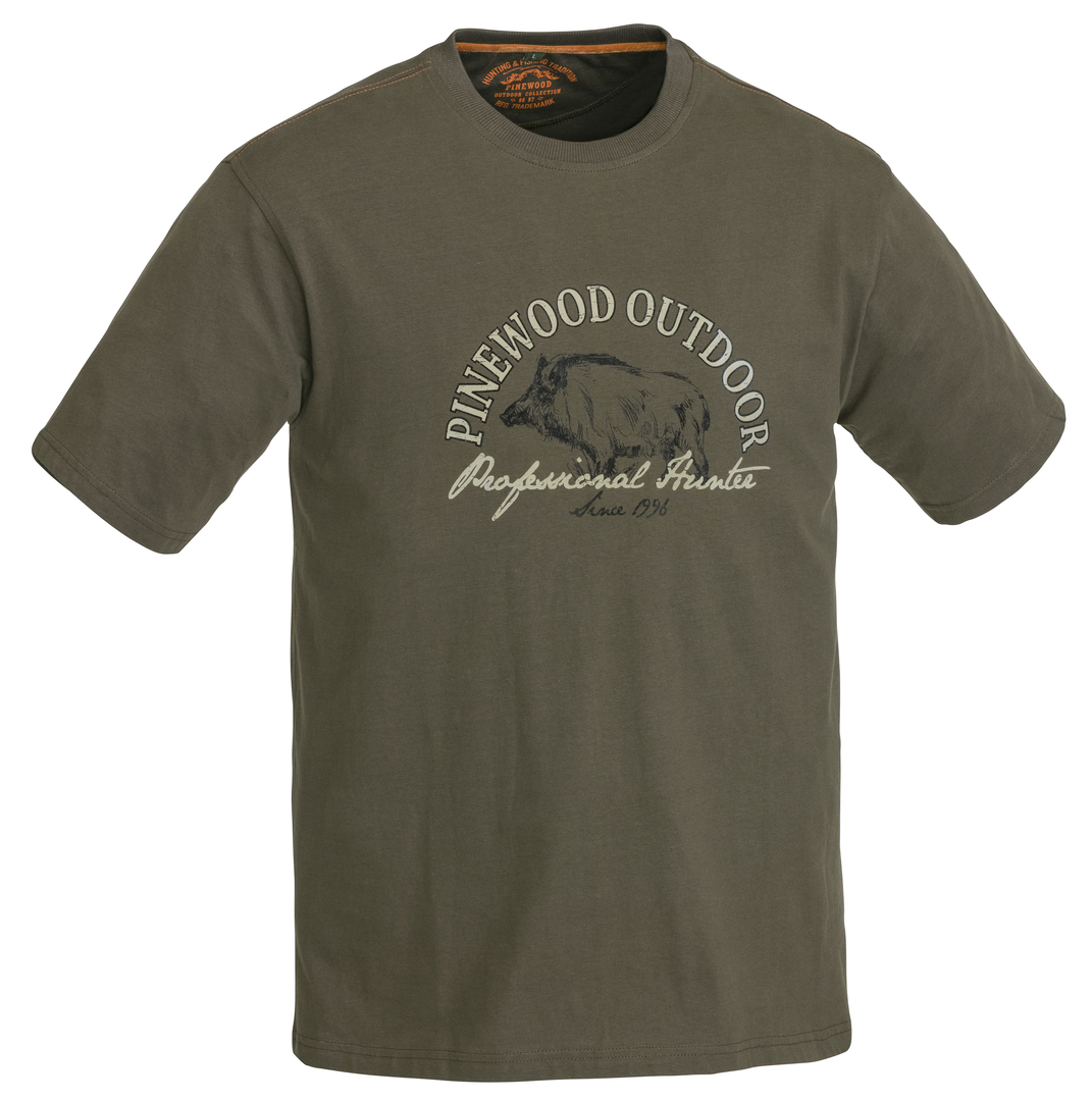 Pinewood T-shirt Wild Boarjpg