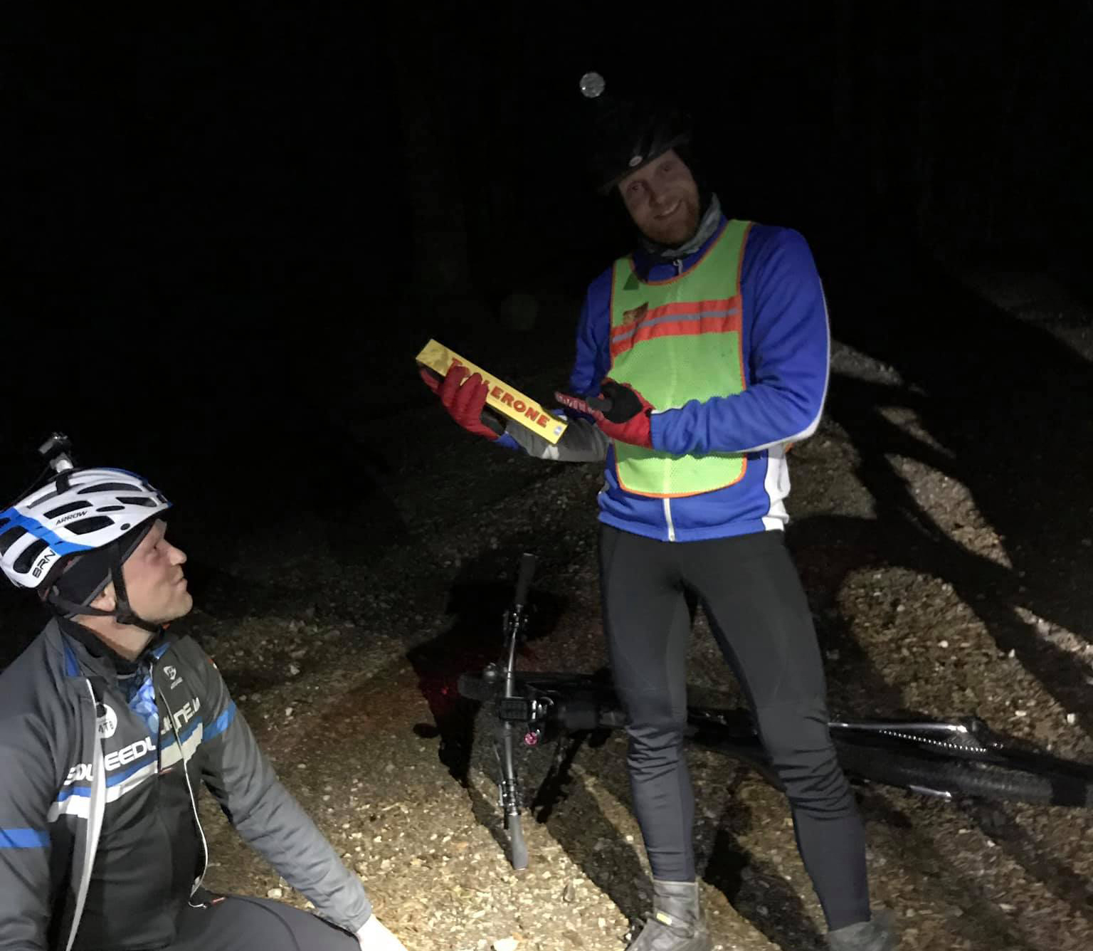 Nightrider cup - for alle i Skanderborg MTB