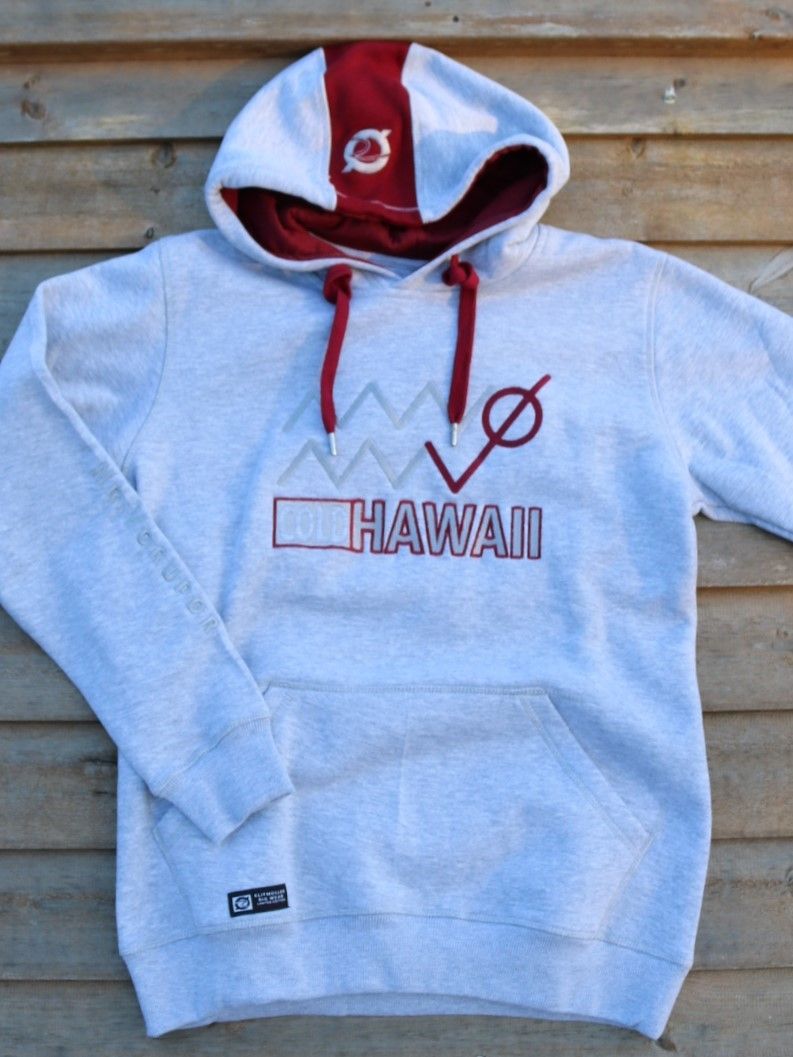 NEW Hoodie, Cold Hawaii Edition Embroidery