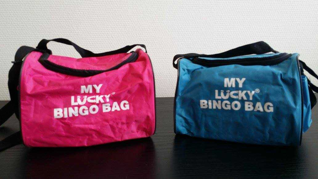 My Lucky Bingo bag (mini sportstaske)