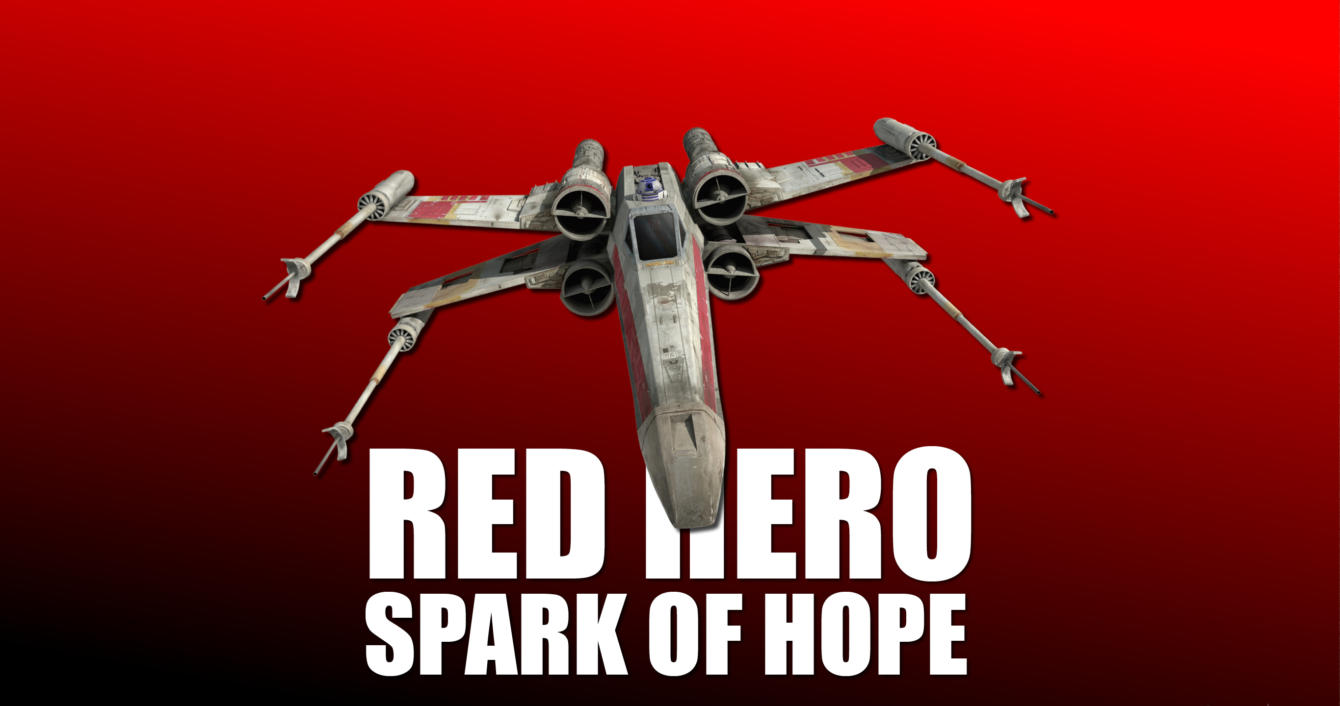 Spark of Hope Set Review - Red Hero