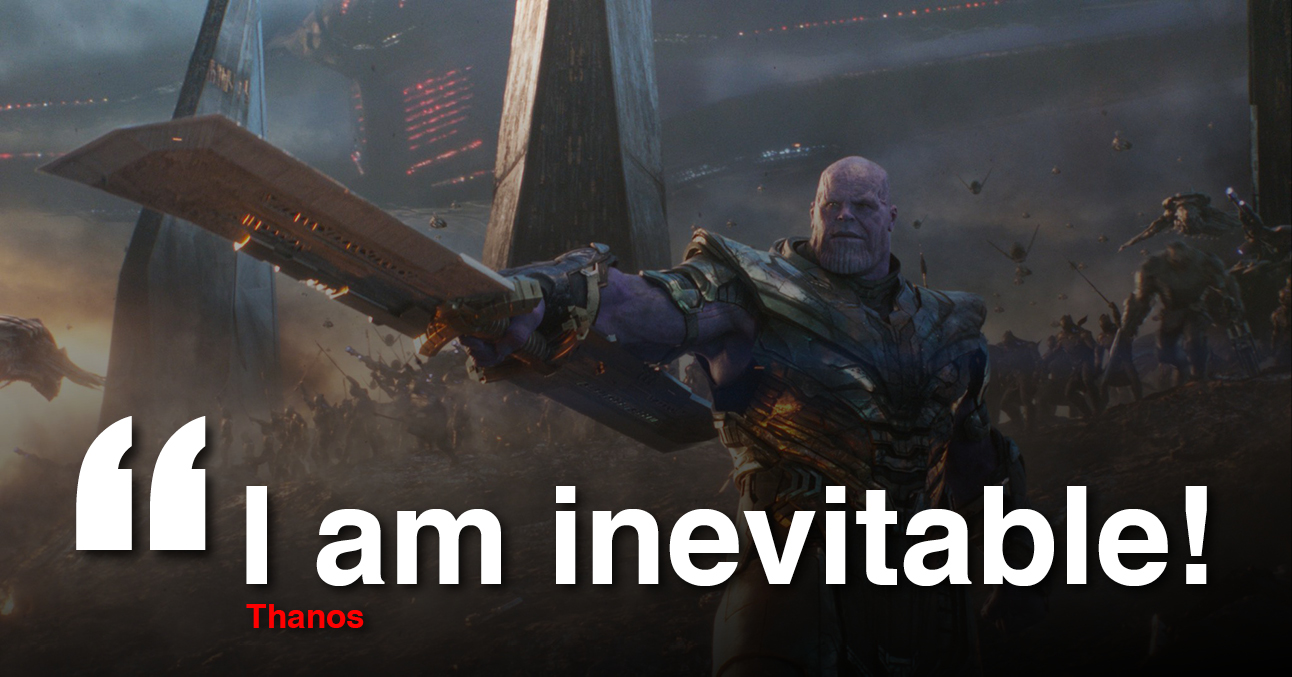 thanos quotejpg