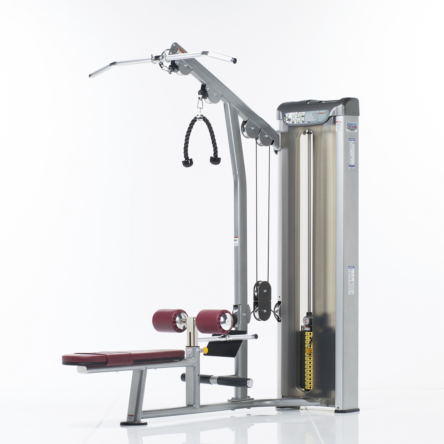 PPD-802 Lat/Mid Row Machine