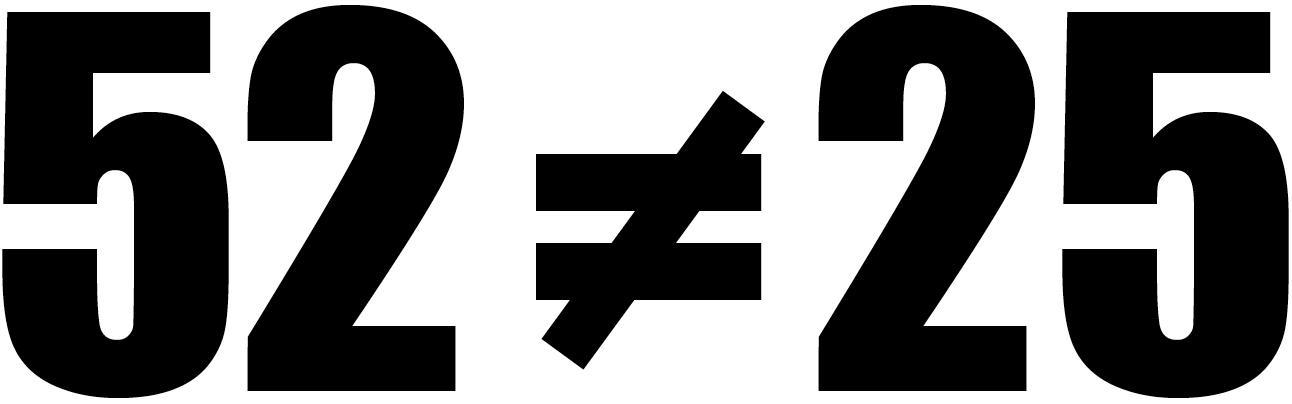 25 is not 52jpg