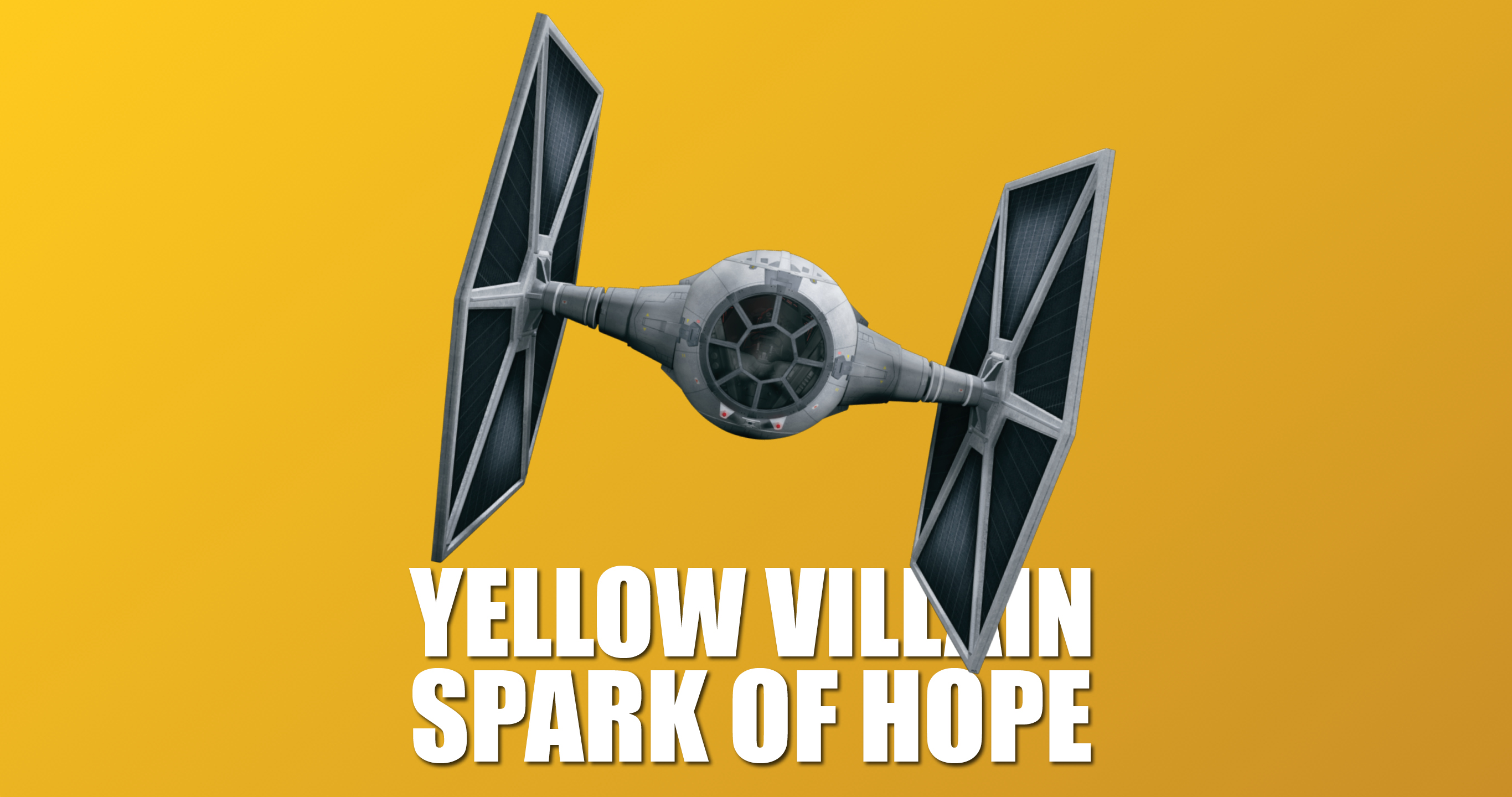 Spark of Hope Set Review - Yellow Villain