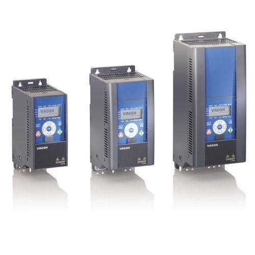 AC-Drives in all sizes and purposes