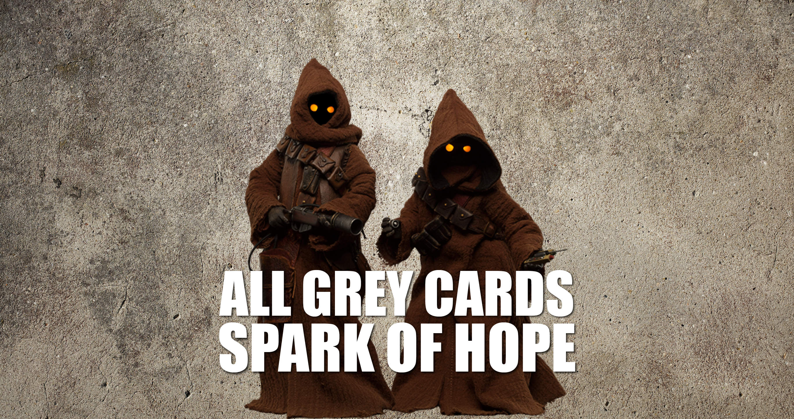 Spark of Hope Set Review - All Grey Cards