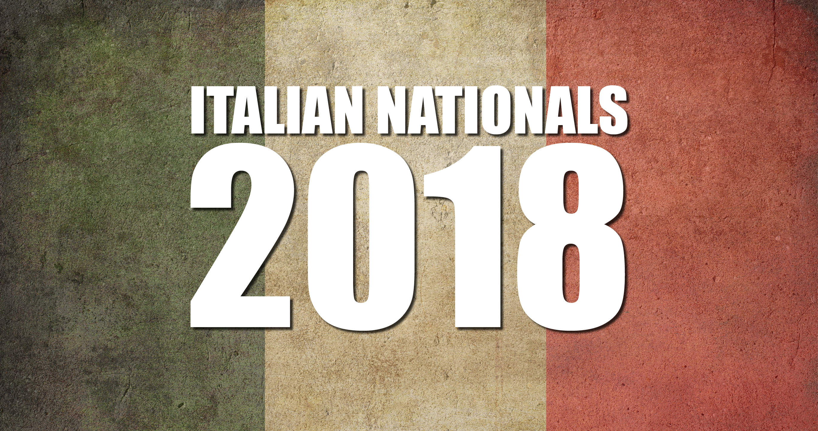 Italian Nationals 2018 - Tournament Report