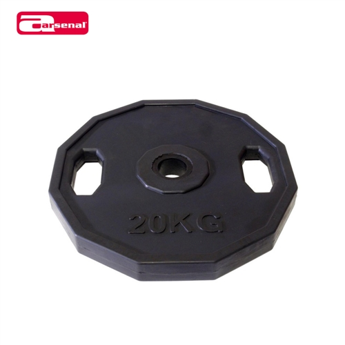 DB6041-01-25 Neoprene OL Weight Plate  - Dual
