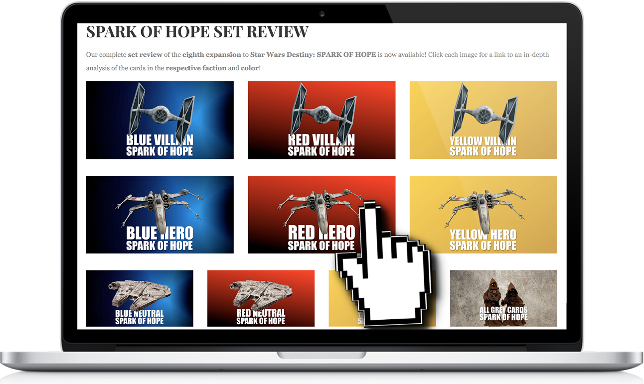 Spark of Hope set review THUMBNAILjpg