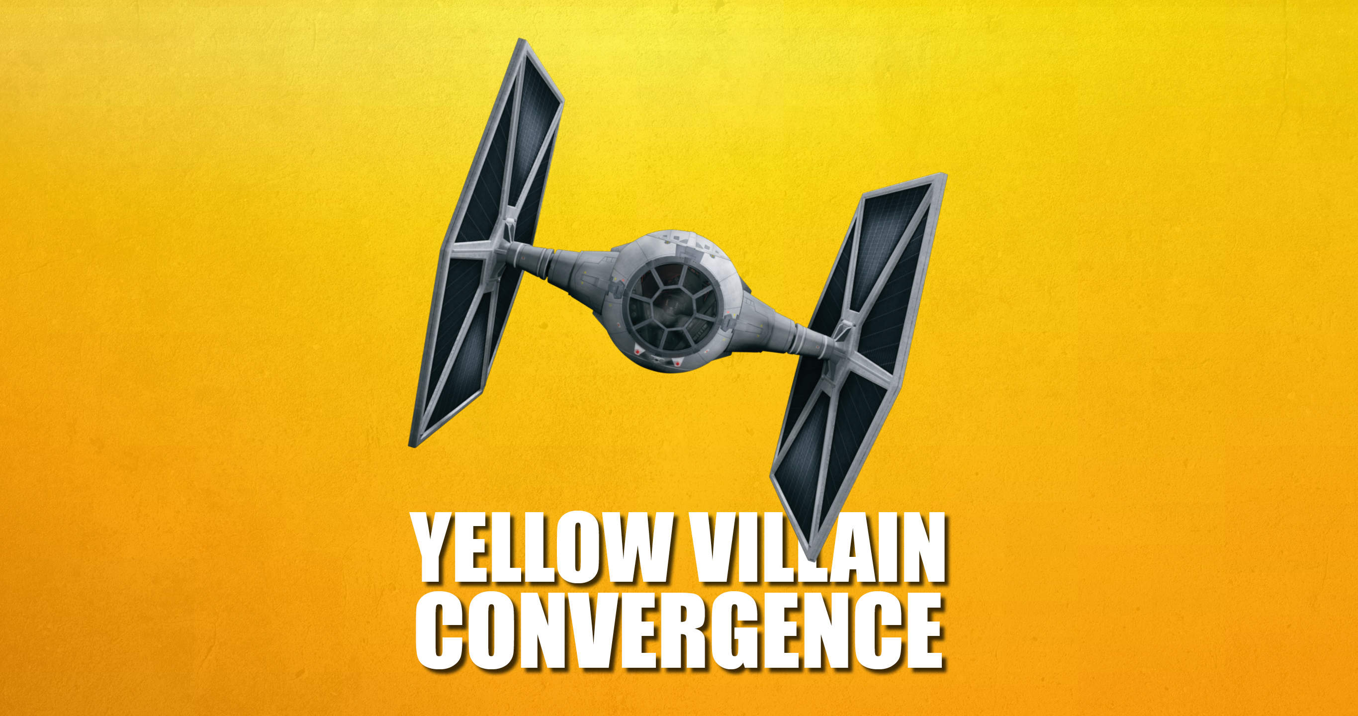 Convergence Set Review - Yellow Villain