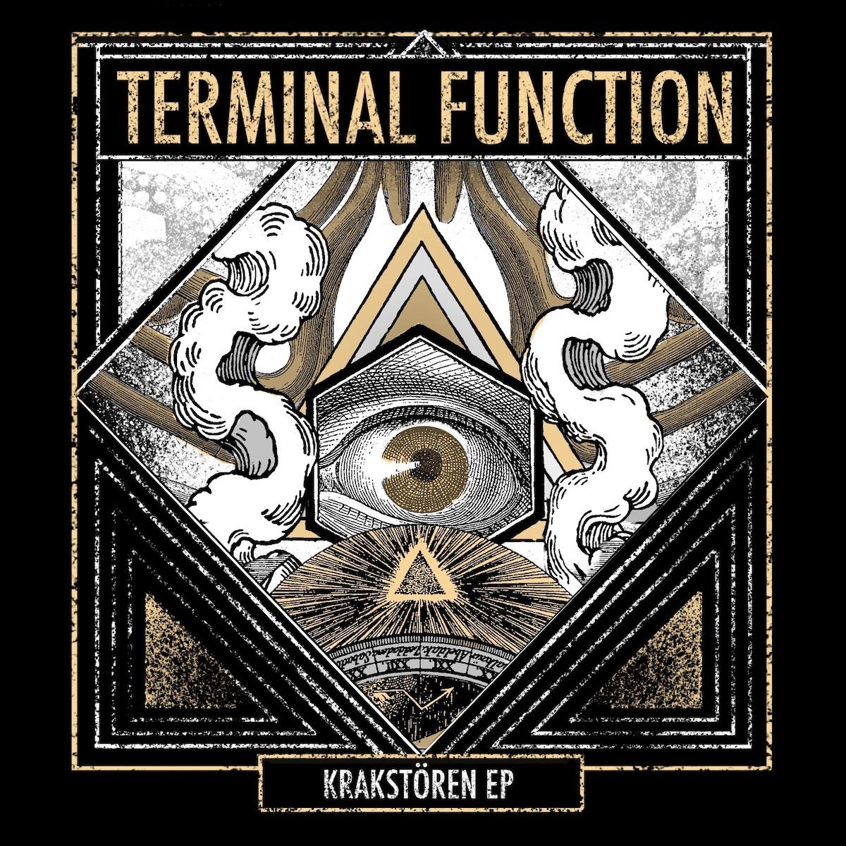 Terminal Function - Krakstoren EP cover 3jpg