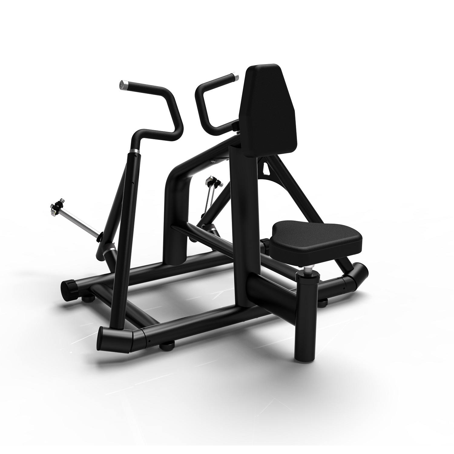 M-9241/50 Convergent seated rowing