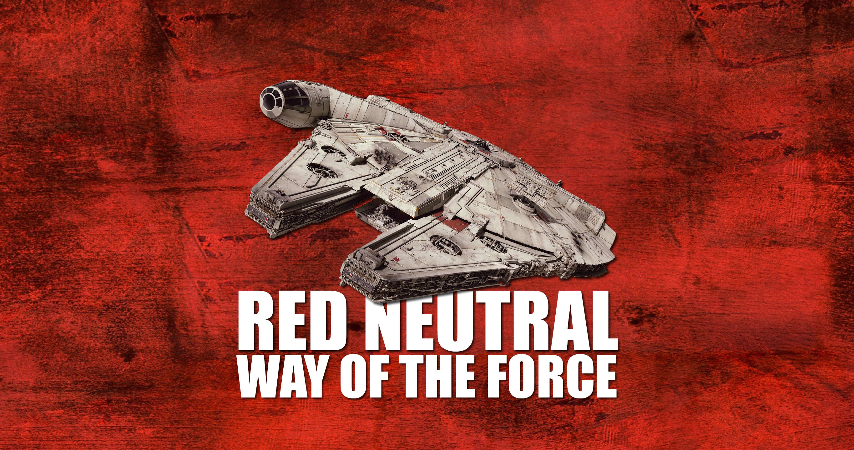 Way of the Force Set Review - Red Neutral