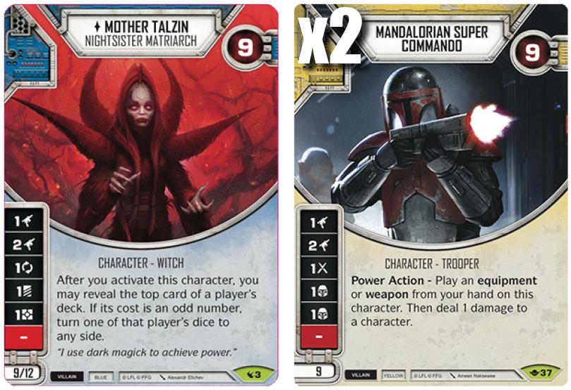 Mandalorian Talzin Characters1 deckjpg