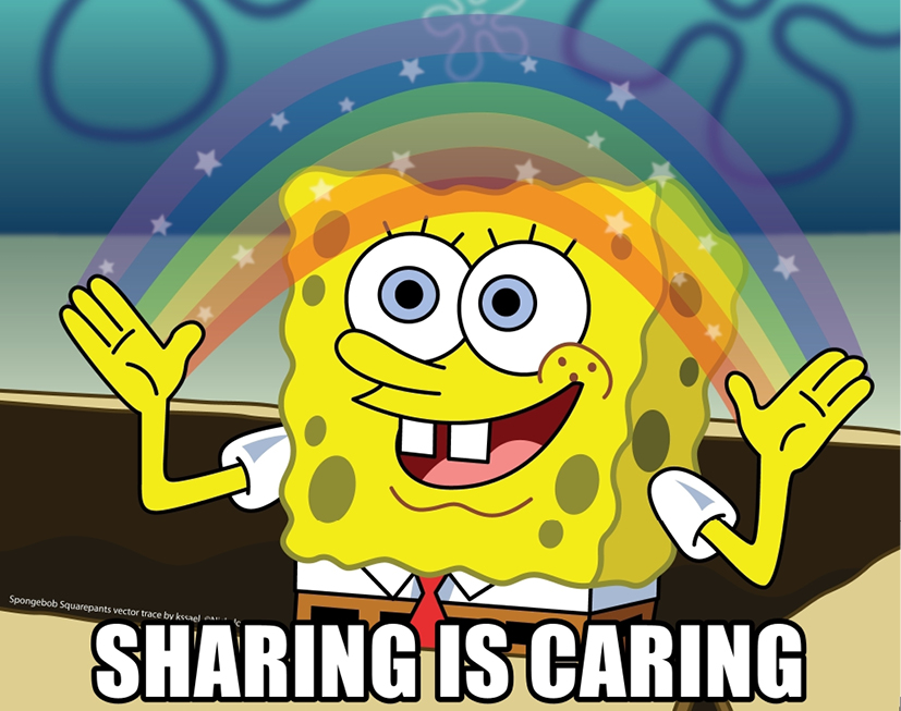 sharing is caringjpg