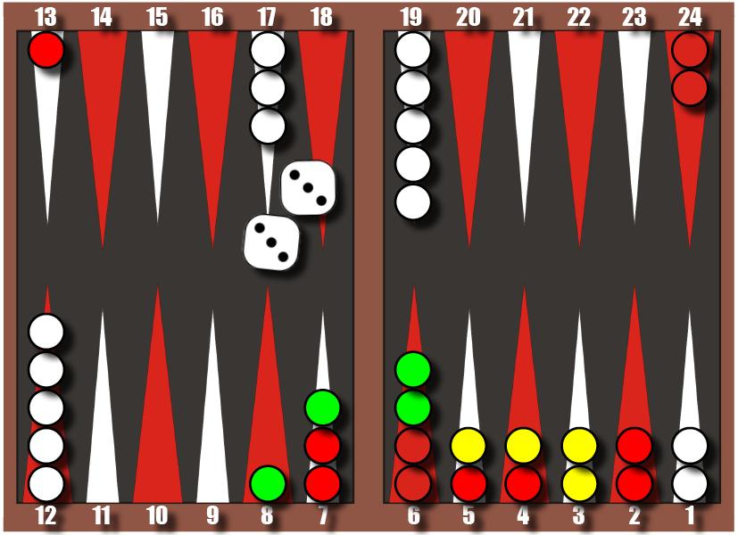 Backgammon move3jpg