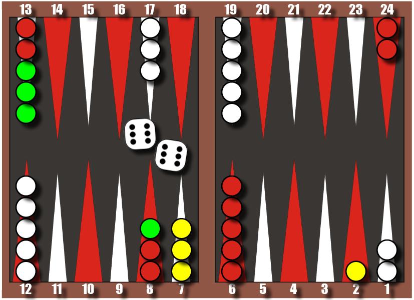 Backgammon move1jpg