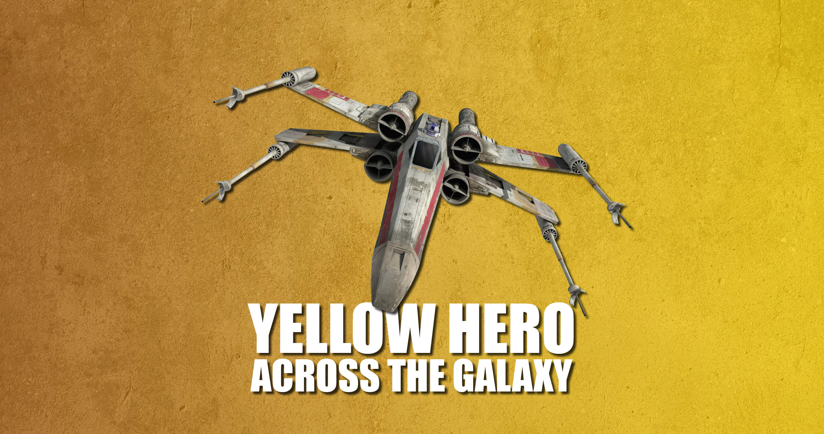 Across the Galaxy Set Review - Yellow Hero
