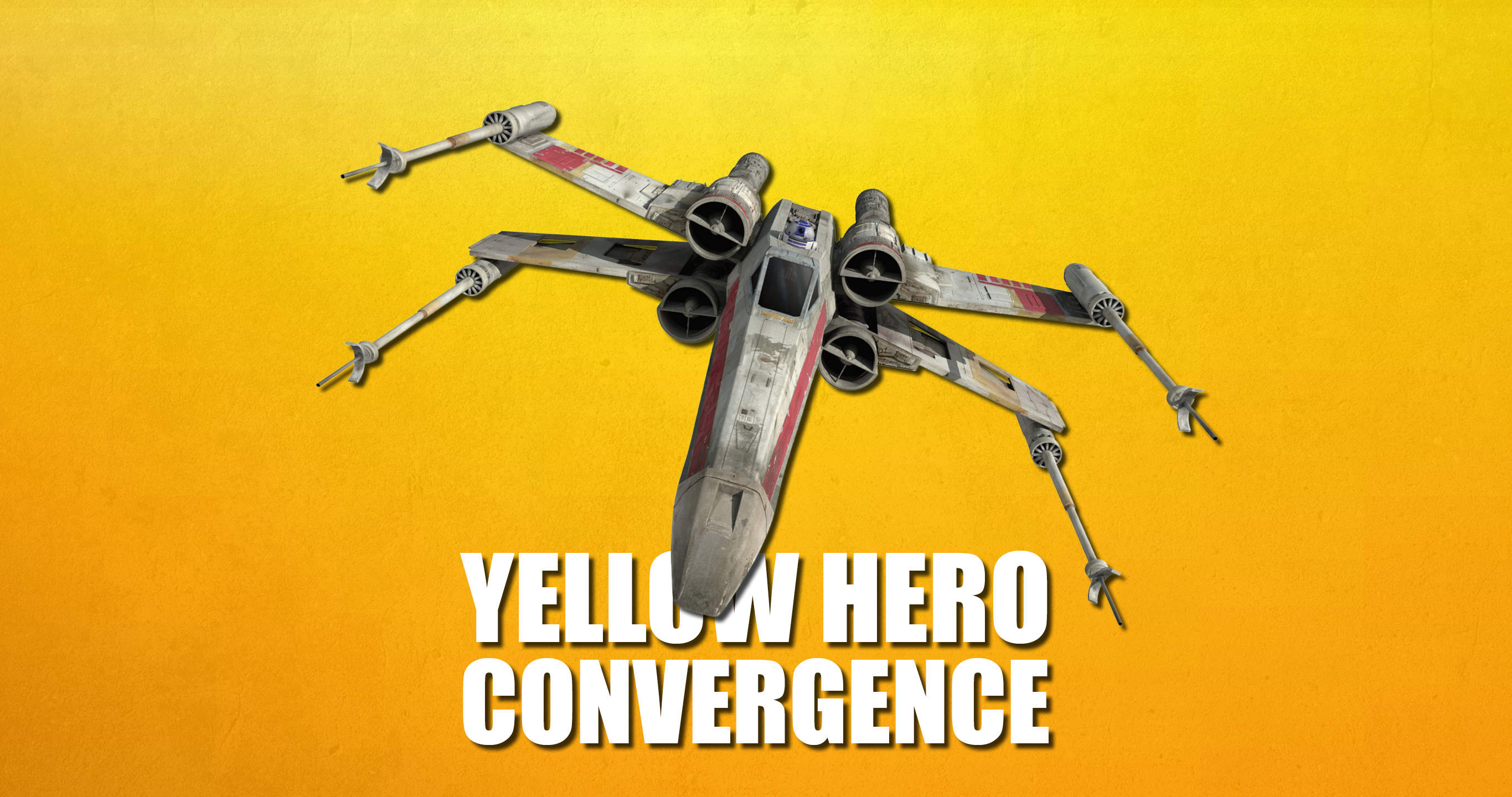 Convergence Set Review - Yellow Hero