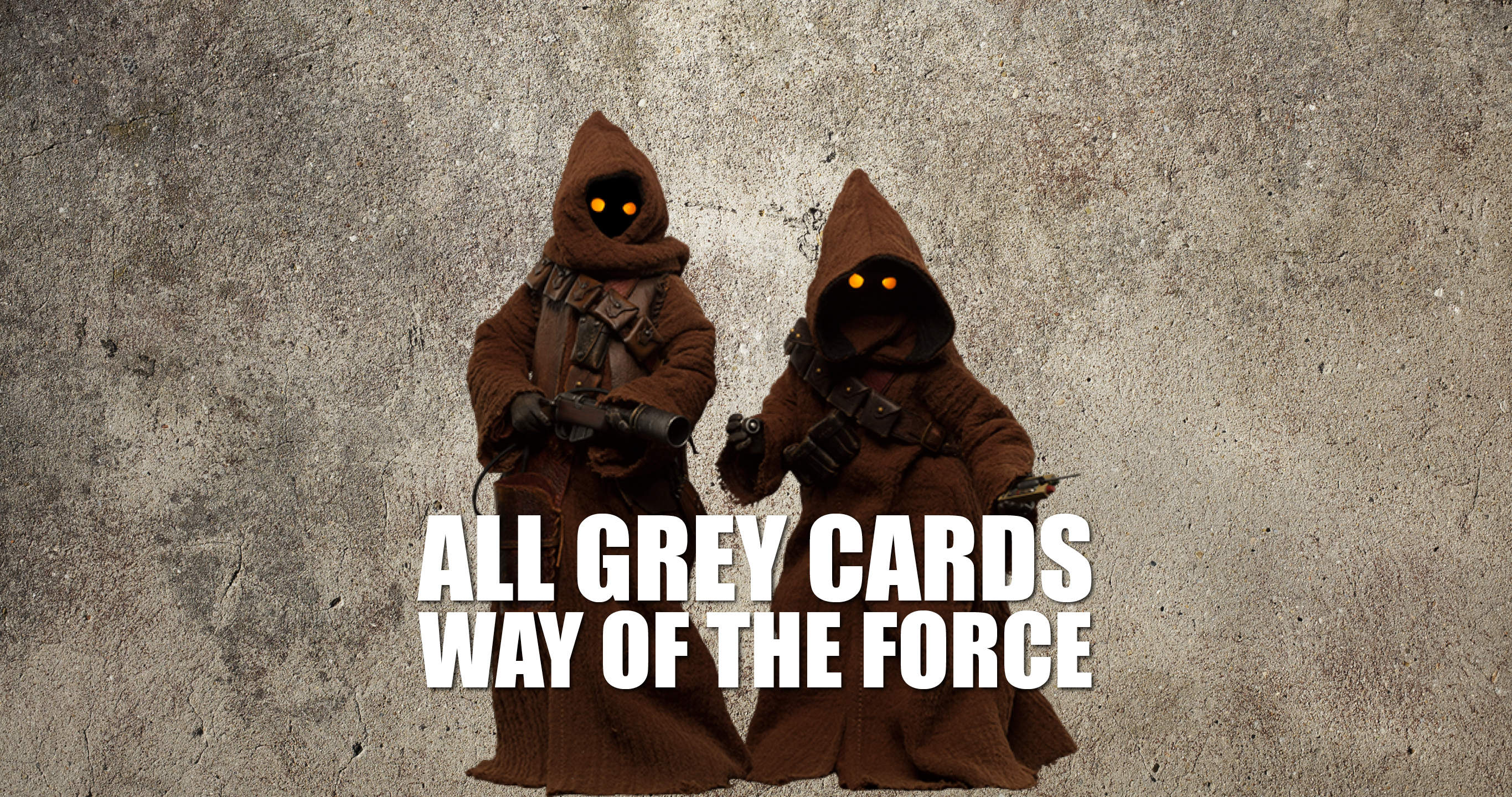 Way of the Force Set Review - Grey
