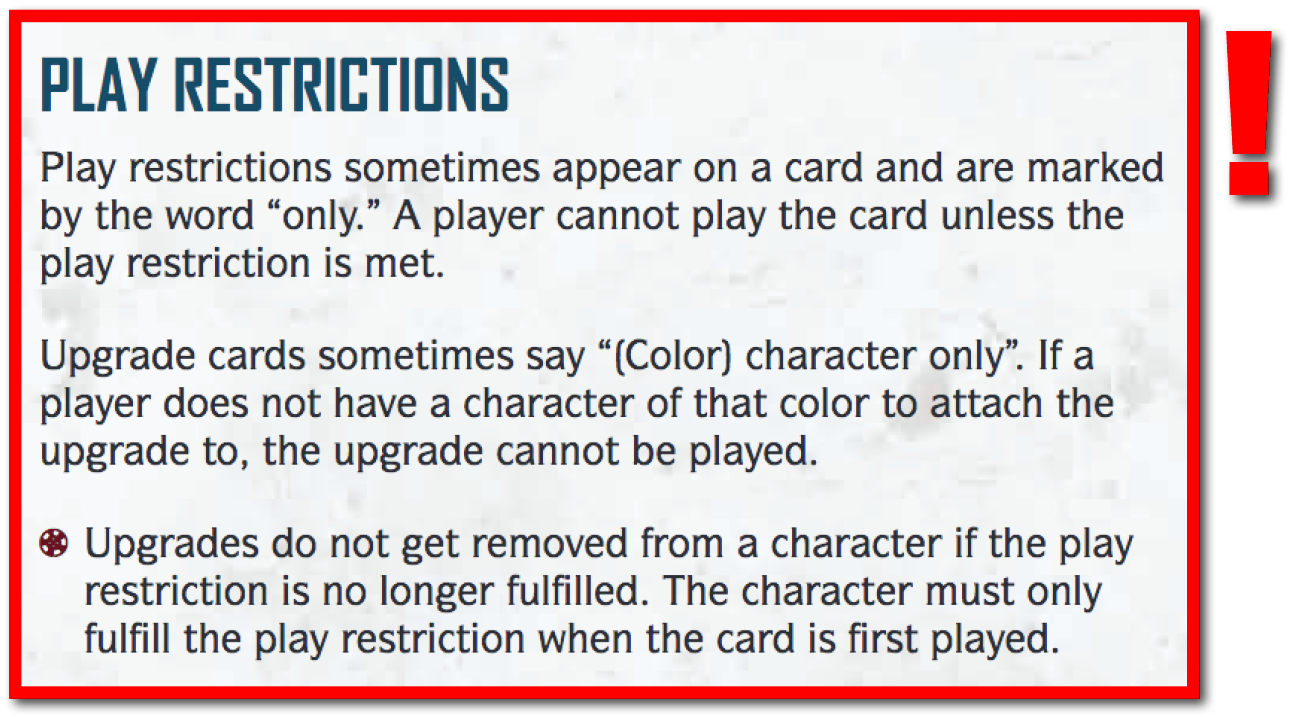 play restrictions Grievousjpg