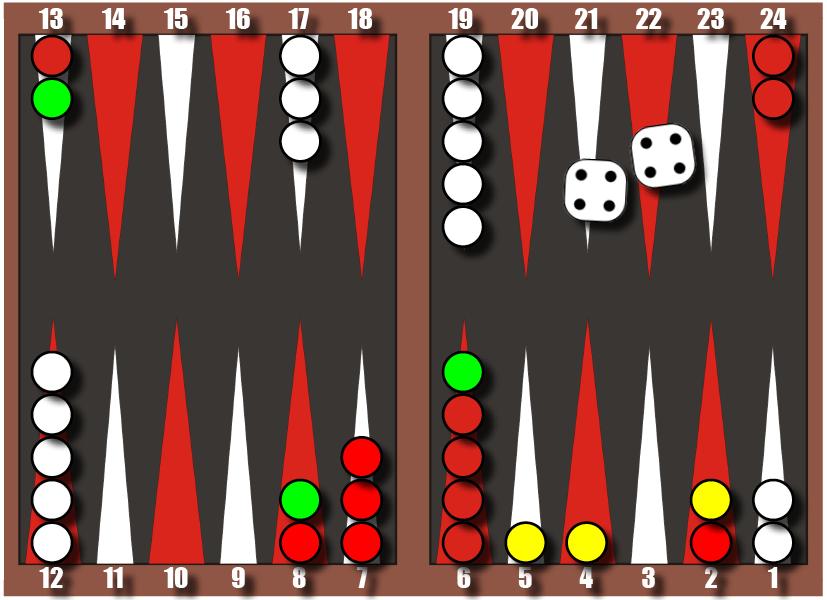 Backgammon move2jpg