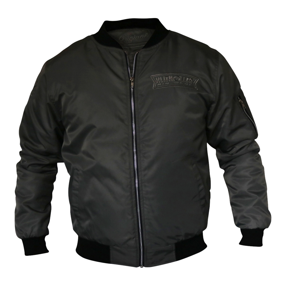 Surf Bomber Jacket