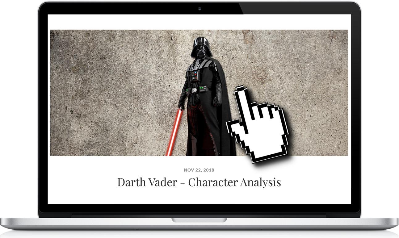 Vader Character analysis set review THUMBNAILjpg