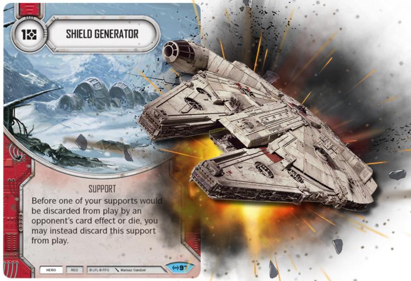 Han Solo  Biggs explosion falconjpg
