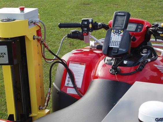 GPS-baserede jordprvelsninger i samarbejde med Wintex-Agro
